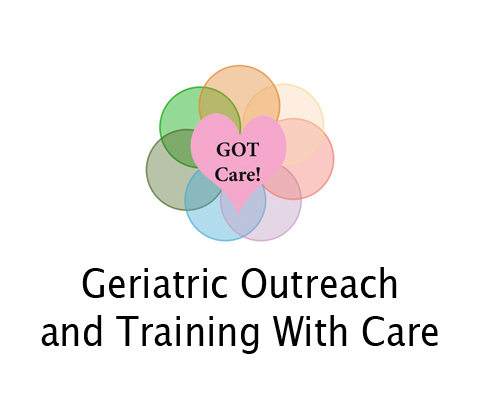 Geriatric Outreach Logo